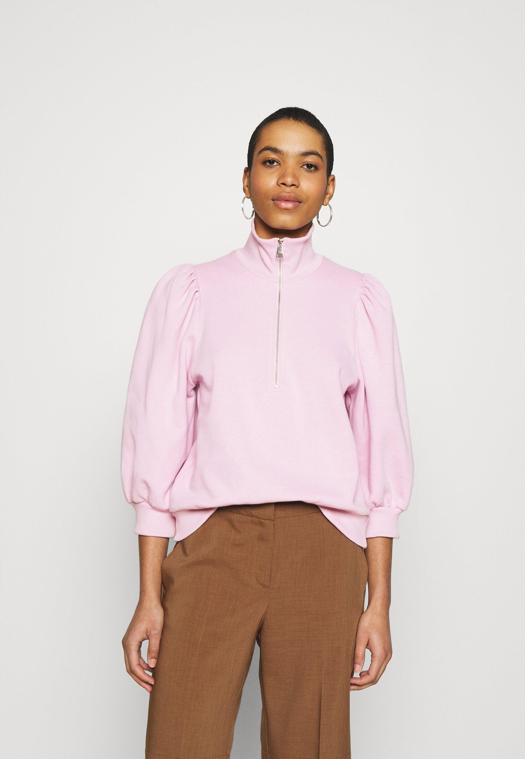 Damen NANKITAGZ ZIPPER  - Sweatshirt
