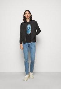 PS Paul Smith - MENS - Slim fit jeans - light-blue denim - 1