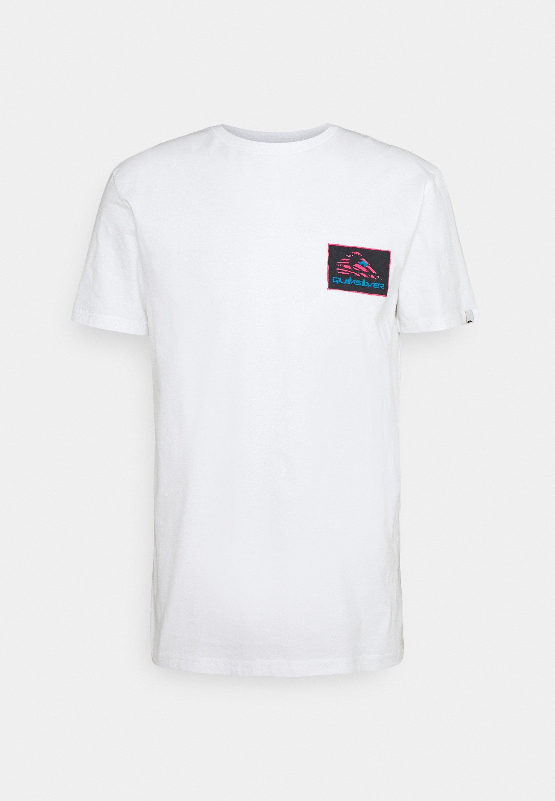 Men RETURN TO THE MOON - Print T-shirt