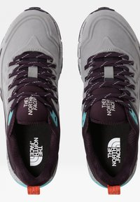The North Face - Climbing shoes - meldgry/darkeggplantpurpl - 2