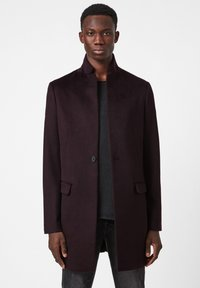 AllSaints - MANOR  - Classic coat - mottled grey - 0