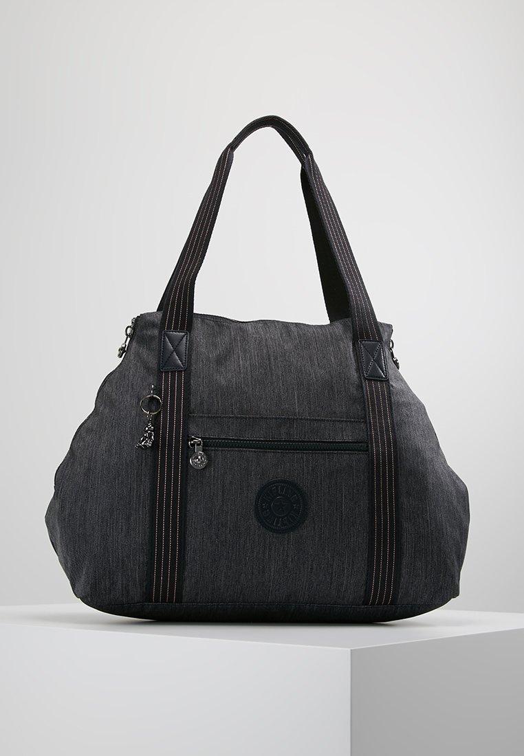 Kipling - ART M - Tote bag - active denim