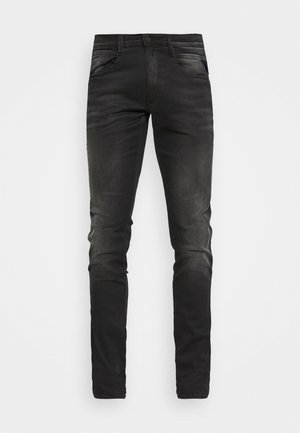ANBASS HYPERFLEX REUSED X LITE - Jeans slim fit - dark grey