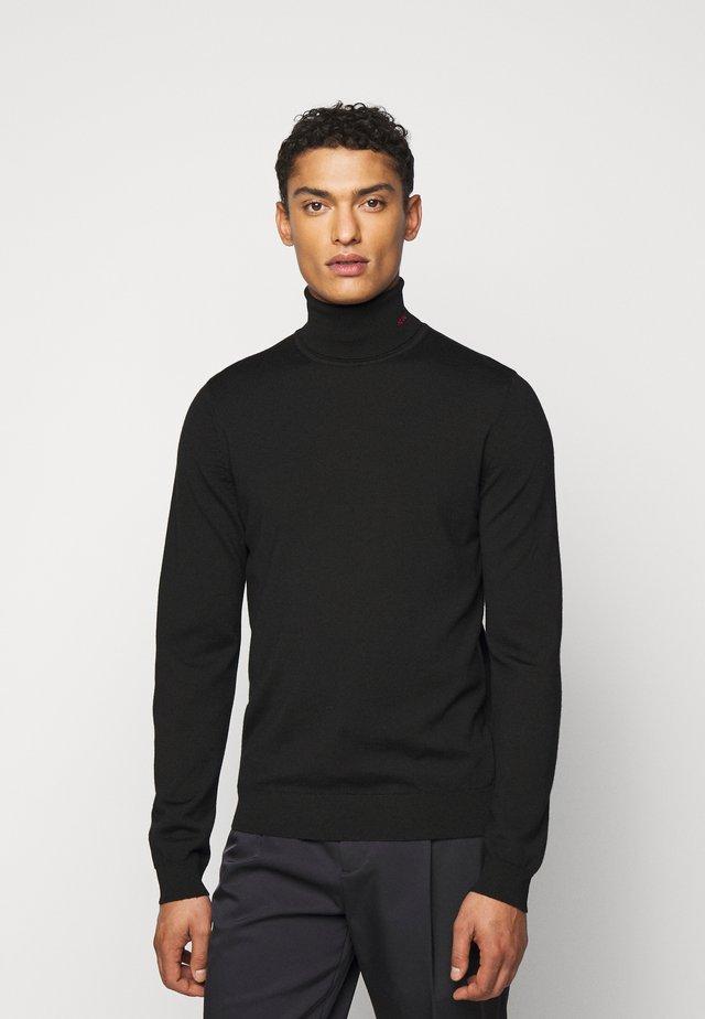 SAN THOMAS - Pullover - black
