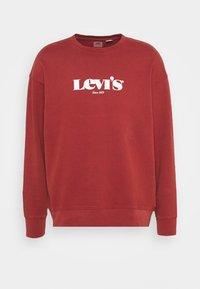 Levi's® - PRIDE RELAXED GRAPHIC CREW UNISEX - Sweatshirt - blacks - 3