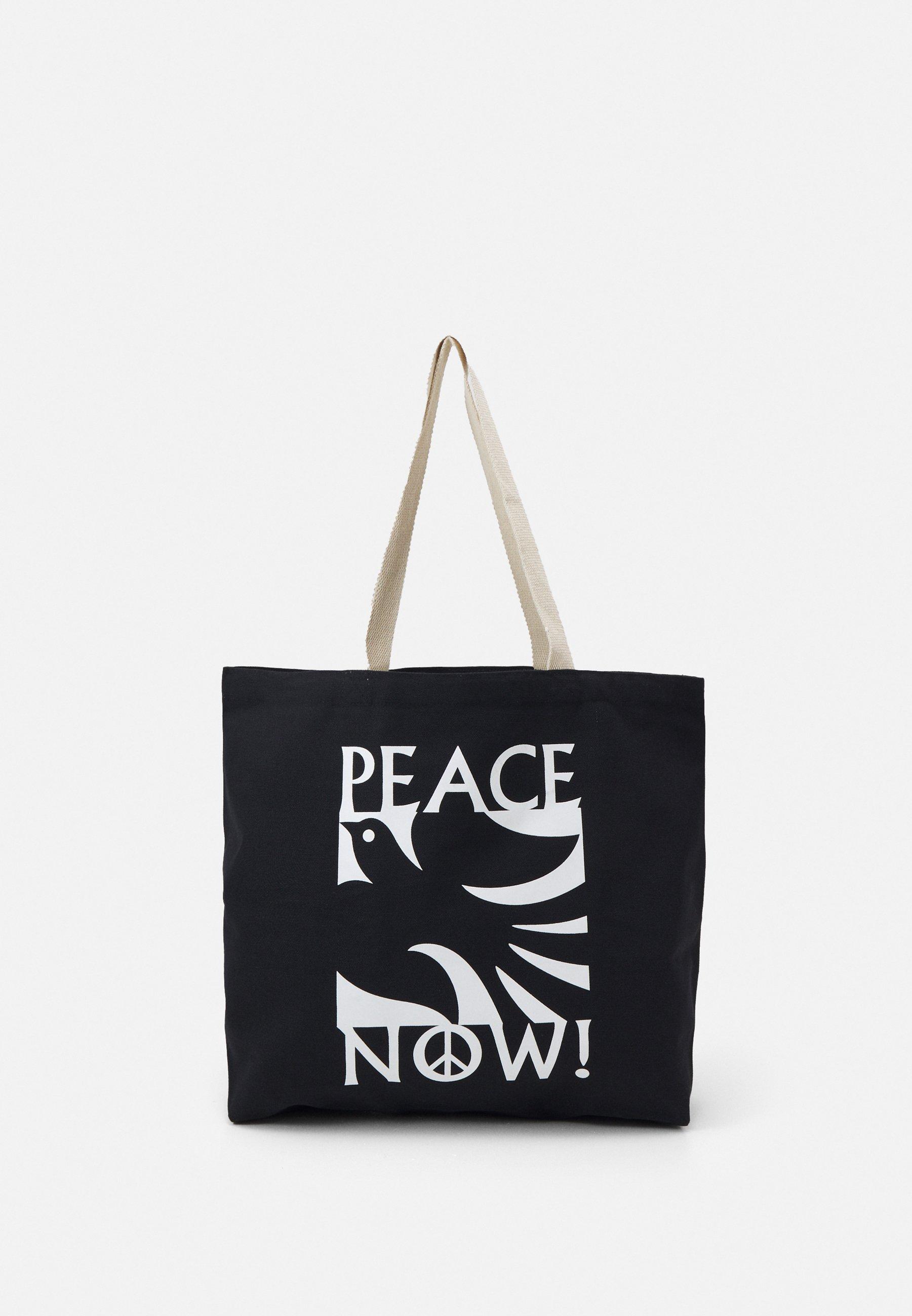 Men PEACE NOW UNISEX - Tote bag