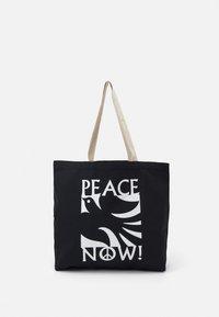 Obey Clothing - PEACE NOW UNISEX - Velká kabelka - black - 0