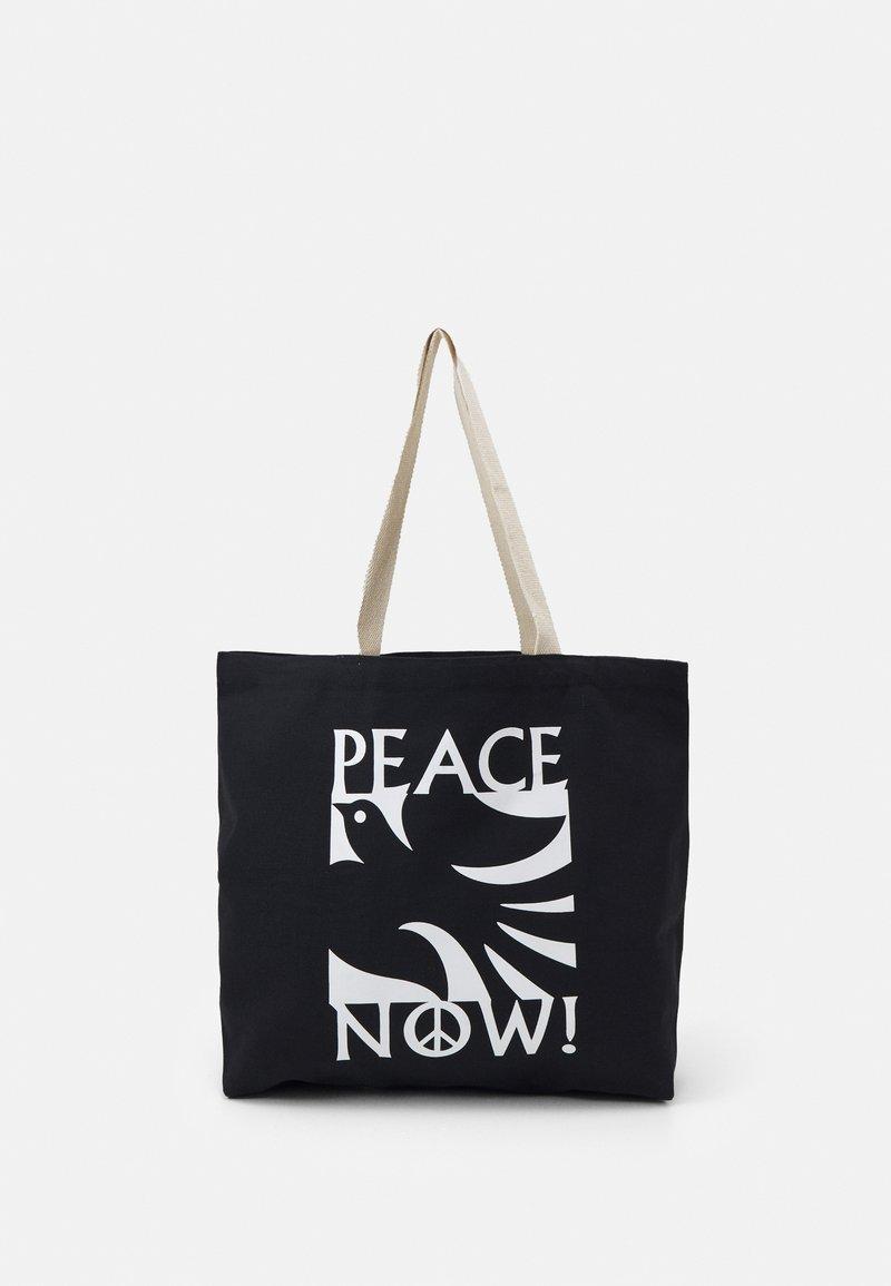 Obey Clothing - PEACE NOW UNISEX - Velká kabelka - black