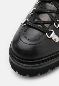 Grenson - NANETTE HI - Veterlaarzen - black colorado/black - 6