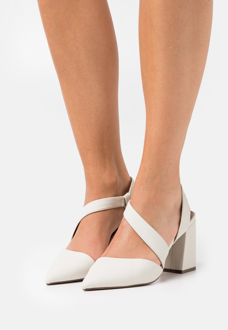 Call it Spring - VEGAN RIPLEY - High heels - bone