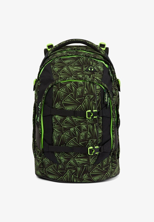 Schooltas - Green Bermuda