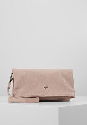 RONJA SMAL - Across body bag - light rose