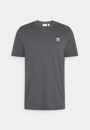 ESSENTIAL TEE - Basic T-shirt - grey five