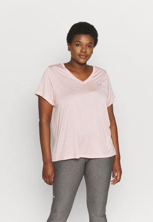 TECH TWIST  - Basic T-shirt - pink