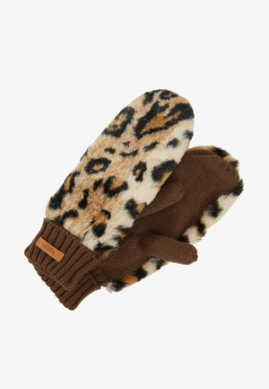 DOROTHY MITTS - Mittens - brown
