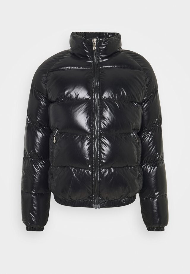 VINTAGE MYTHIC - Gewatteerde jas - black