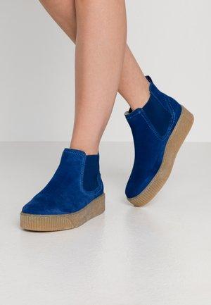 Kotníková obuv - sapphire