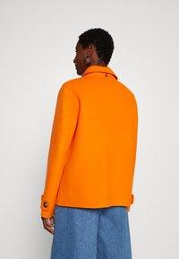 Oakwood - AMALFI - Klasický kabát - orange - 3