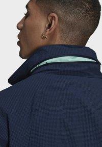 adidas Originals - Windbreaker - blue - 3