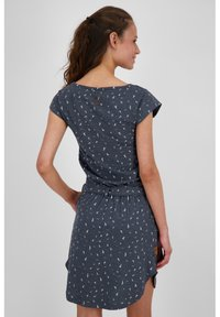alife & kickin - Jersey dress - marine - 2