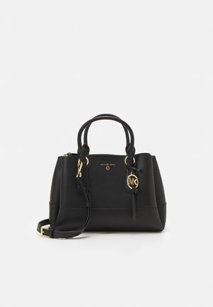 ESSEXMD SATCHEL - Handtas - black