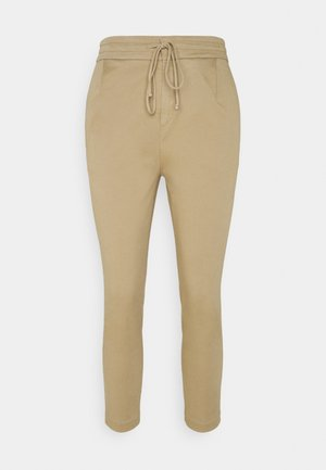 LEVEL - Trousers - camel