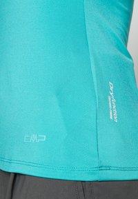 CMP - WOMAN DOUBLE - Sports shirt - ceramic - 4