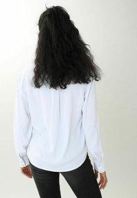 Pimkie - Button-down blouse - weiß - 1