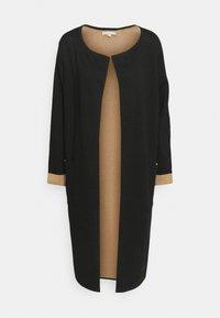 Barbour - MONTROSE COATIGAN - Zip-up sweatshirt - black - 0
