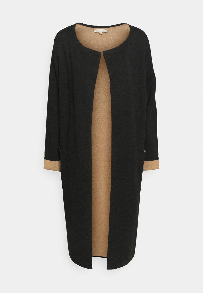 Barbour - MONTROSE COATIGAN - Zip-up sweatshirt - black