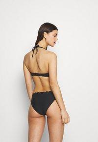 Esprit - BARRITT BEACH - Bikini top - black - 2
