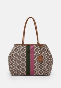 EVREYTHING SPADE LARGE TOTE - Tote bag - pink multi