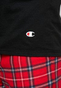 Champion - Pyjamasöverdel - black - 5
