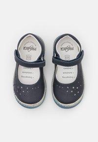 Primigi - Ankle strap ballet pumps - blue - 3