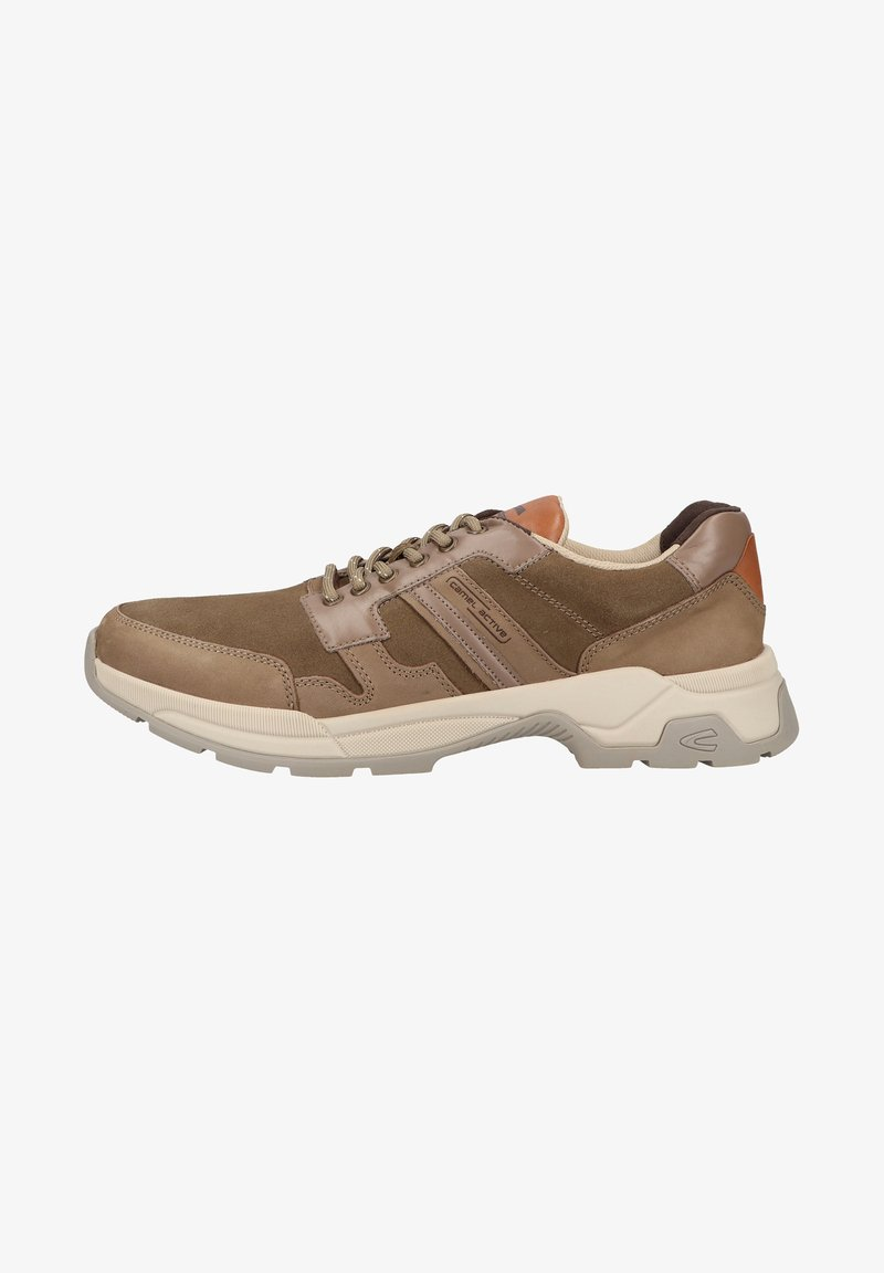 camel active - Casual lace-ups - taupe