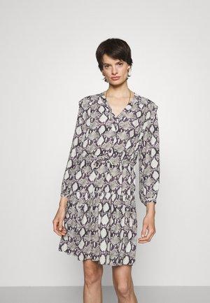 VANESSA DRESS - Freizeitkleid - ecru multi