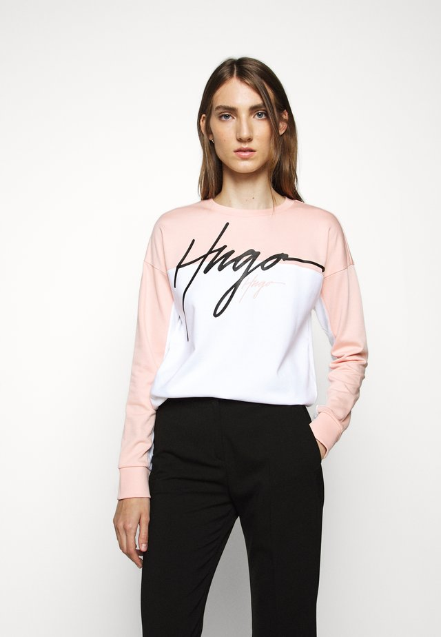 NACINIA - Sweatshirt - light pink