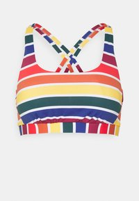 LASCANA - BUSTIER - Bikini top - rainbow - 0