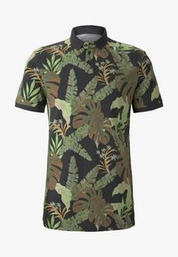 tropical monstera leaf print