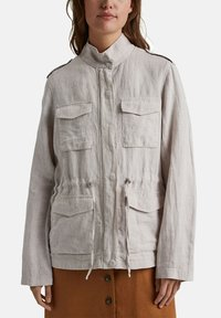 Esprit - Summer jacket - light beige - 4