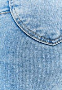 TALLY WEiJL - HIGH WAIST PUSH UP SKINNY JEANS - Jeans Skinny Fit - blu - 5