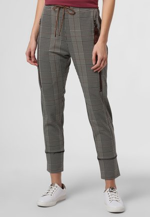 Leggings - Trousers - beige schoko