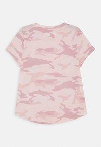 Abercrombie & Fitch - Triko spotiskem - pink - 1