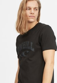 O'Neill - T-shirt med print - black out - 3