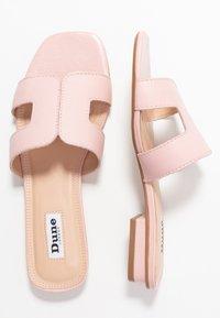 Dune London - LOUPE - Pantofle - pink - 3