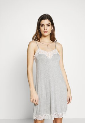 DRESS - Nightie - grey