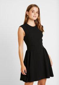 Pepe Jeans - VIVIENNE - Day dress - black - 0