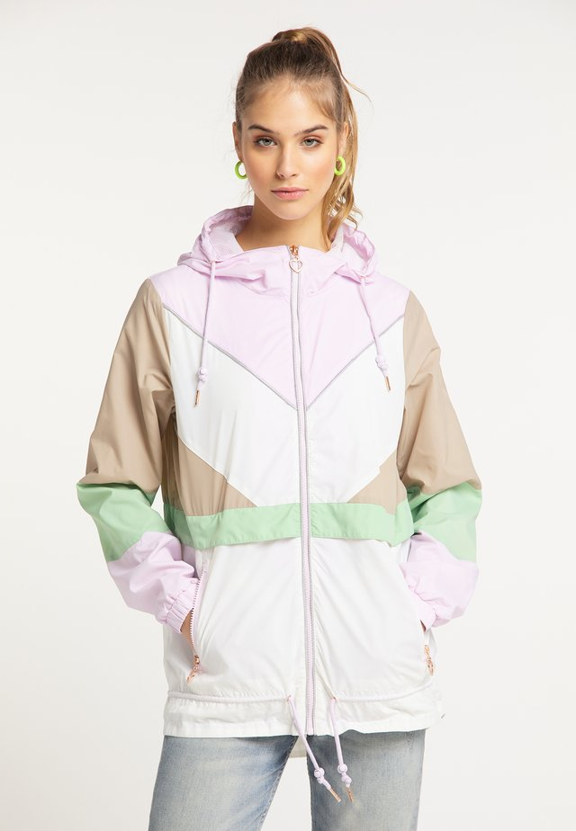 Chaqueta fina - light pink