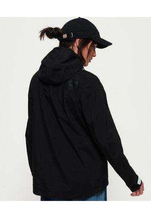 HARPA - Impermeable - black