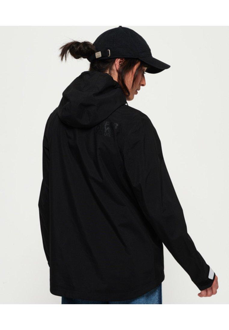 Superdry - HARPA - Waterproof jacket - black